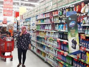 Gratis Ember di Promo Pembersih Transmart dan Carrefour