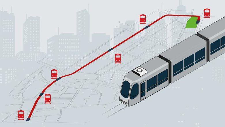 Pemerintah Bakal Bangun LRT di Medan, Apa Pentingnya?