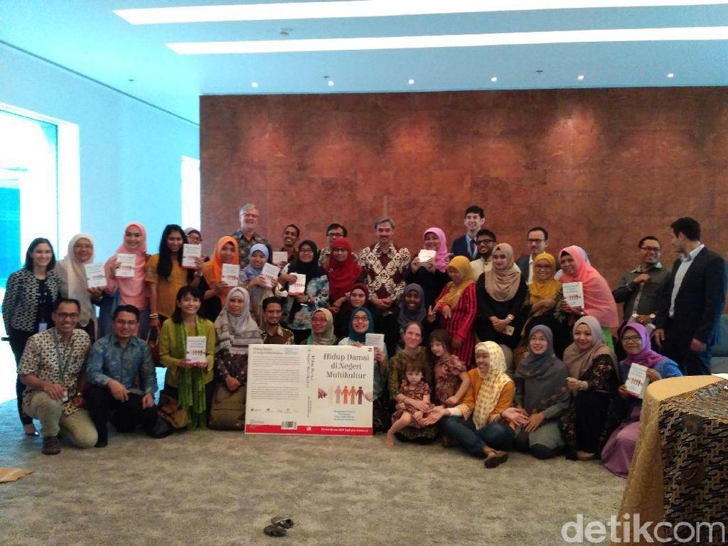 Muslim Indonesia dan Australia Bagikan Pengalaman Lewat Buku