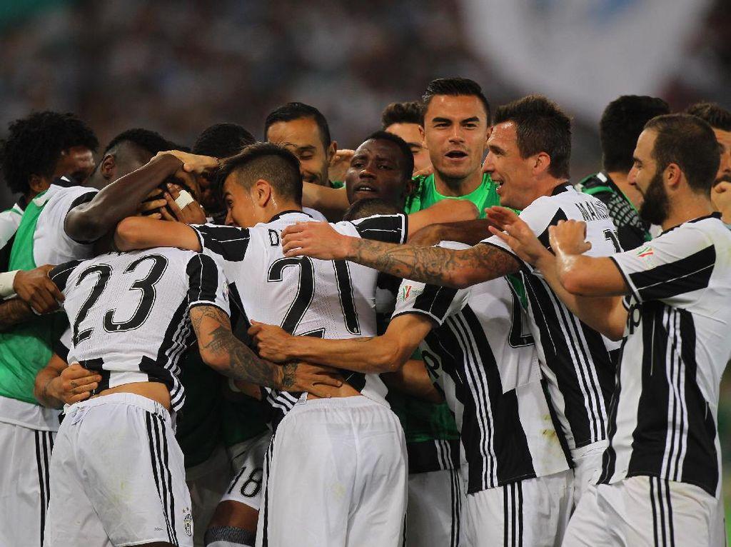 Menanti Juventus Amankan Gelar Juara