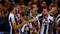 Tampil Prima Usai Dibangunkan Roma, Juventus pun Juara