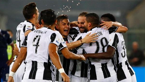 Materazzi Akui Juventus Sudah Layak Memenangi Trofi Liga Champions