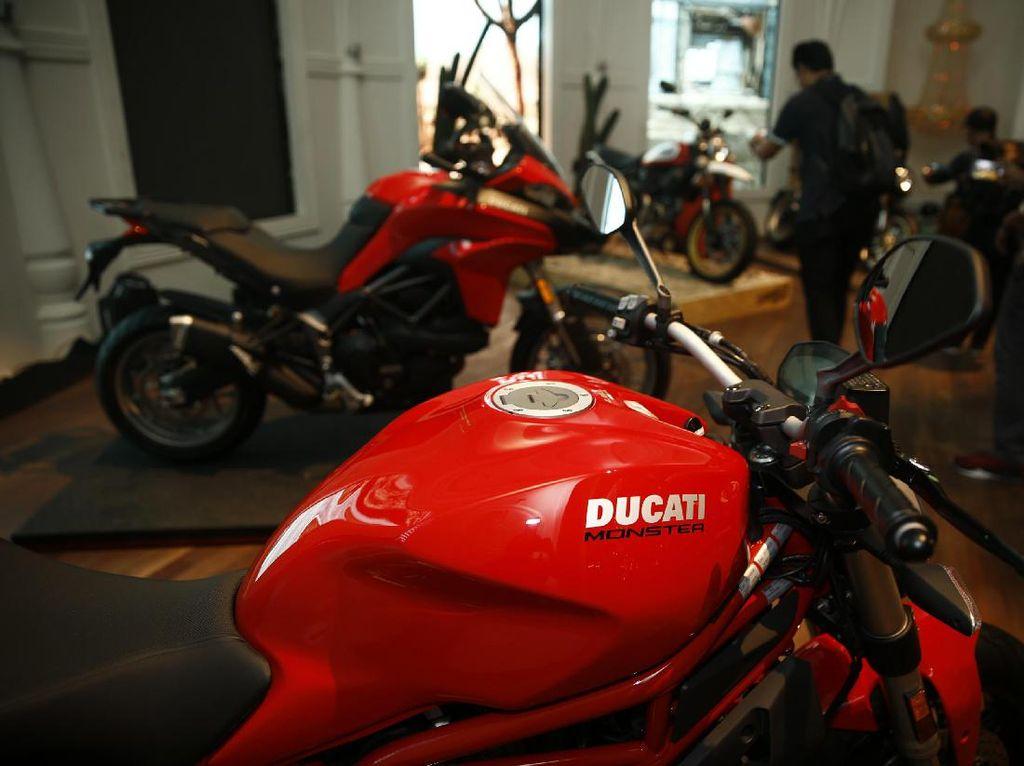 Ducati dan Viar Q1Panaskan Mei 2017
