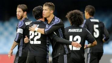 Organisasi Terstruktur dalam Pertahanan dan Penyerangan Real Madrid