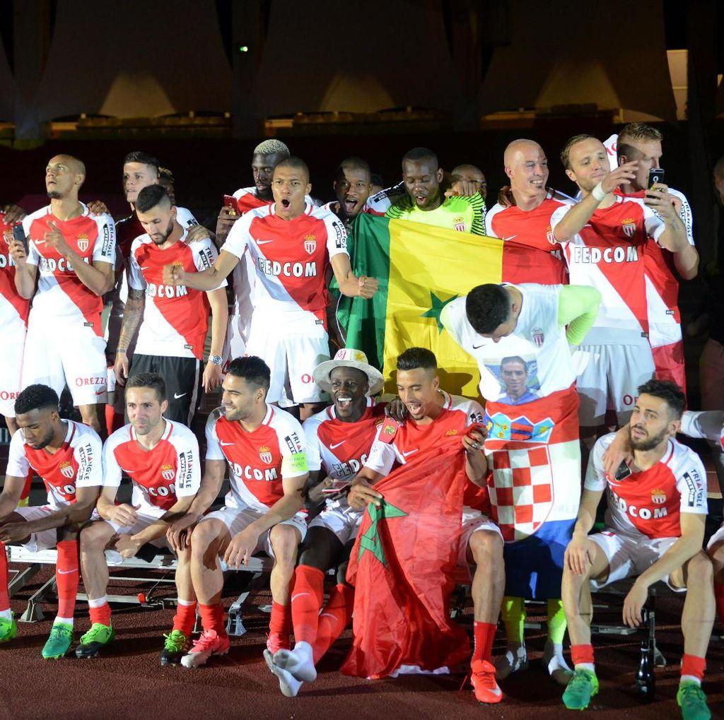 Monaco Yakin Pemain Bintangnya Takkan Pergi