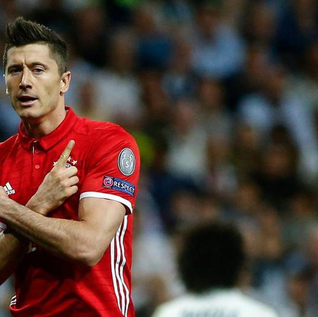 Penegasan dan Ancaman Bayern untuk Klub Peminat Lewandowski
