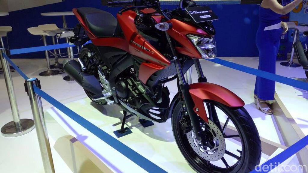 Resmi, Yamaha Vixion R Dibanderol Rp 28,8 Juta