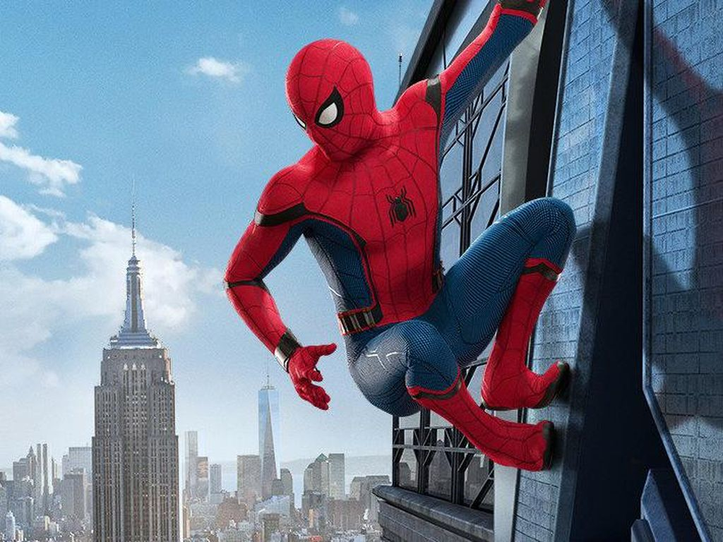 Maaf, Tak Bakal Ada Film Spider-Man di Disney Plus