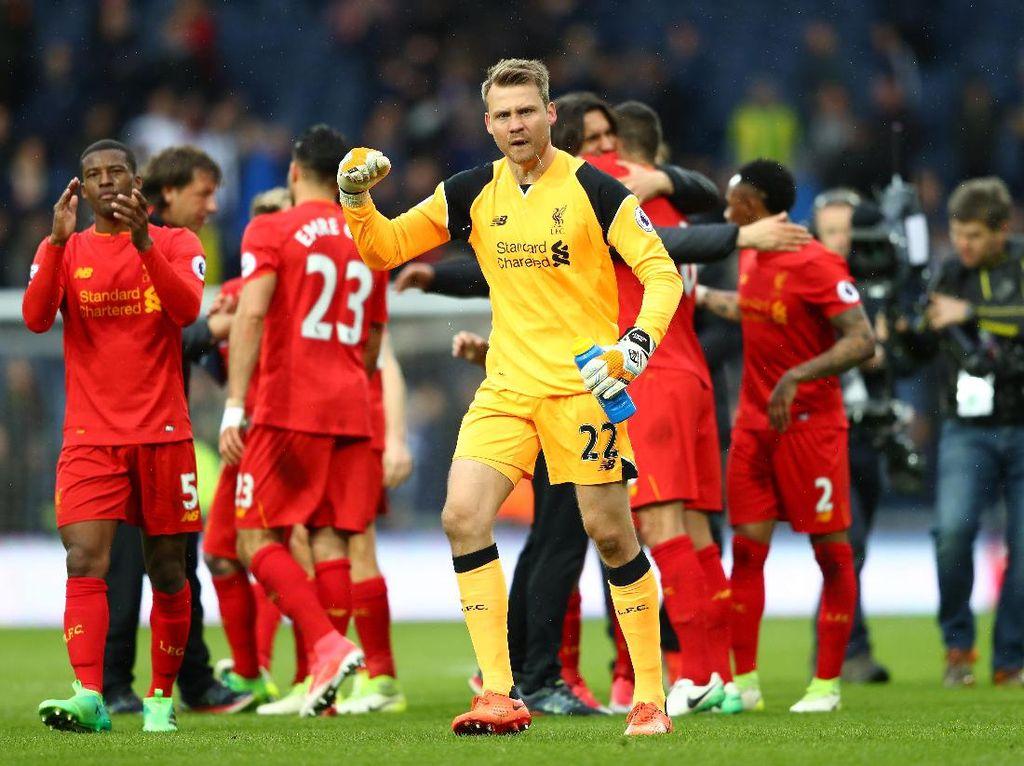 Mignolet: Liga Champions Takkan Bikin Liverpool Keteteran