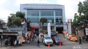 Berkonsep Butik, Mitsubishi Buka Diler Baru di Bandung