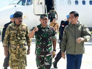 NasDem Wacanakan Duet Jokowi-Gatot Nurmantyo di Pilpres 2019