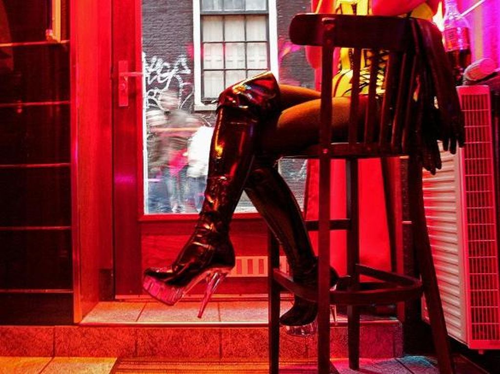 Red Light District Amsterdam Mau Ditutup?