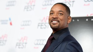 Will Smith Pamer Foto di Lokasi Syuting Live-Action Aladdin