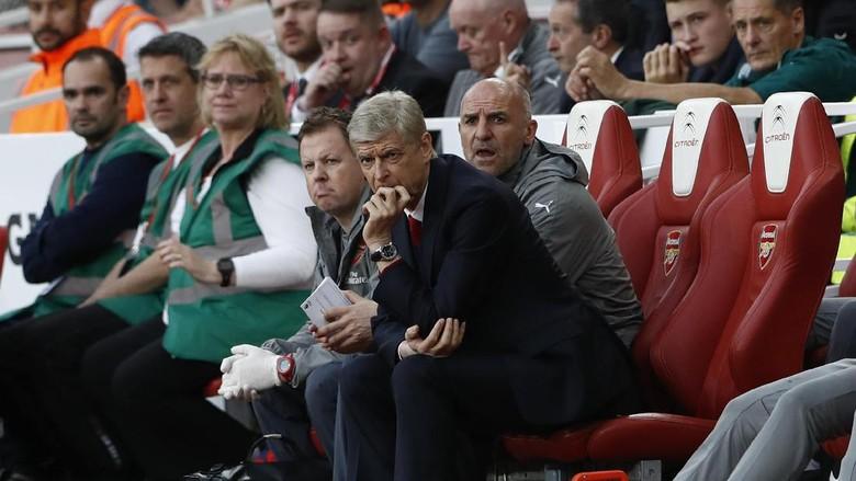 Wenger: Final Piala FA Dulu, Baru Masa Depanku