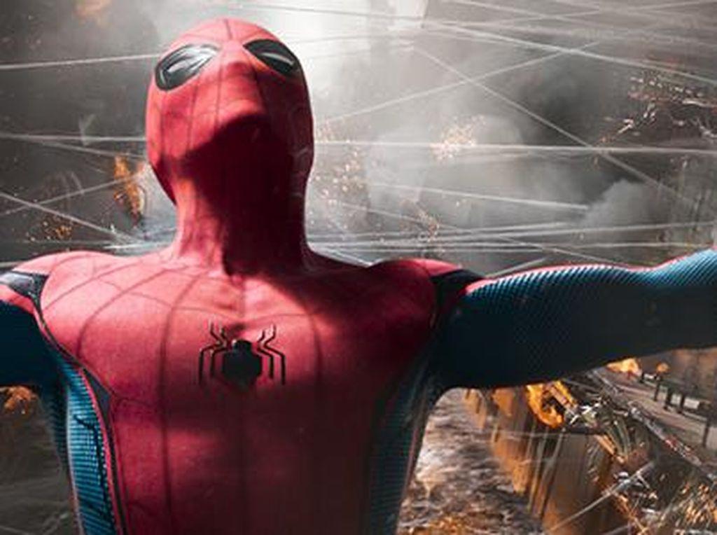 Siapa Sangka, Nonton Spider-Man dan Ant-Man Bisa Sembuhkan Fobia Serangga