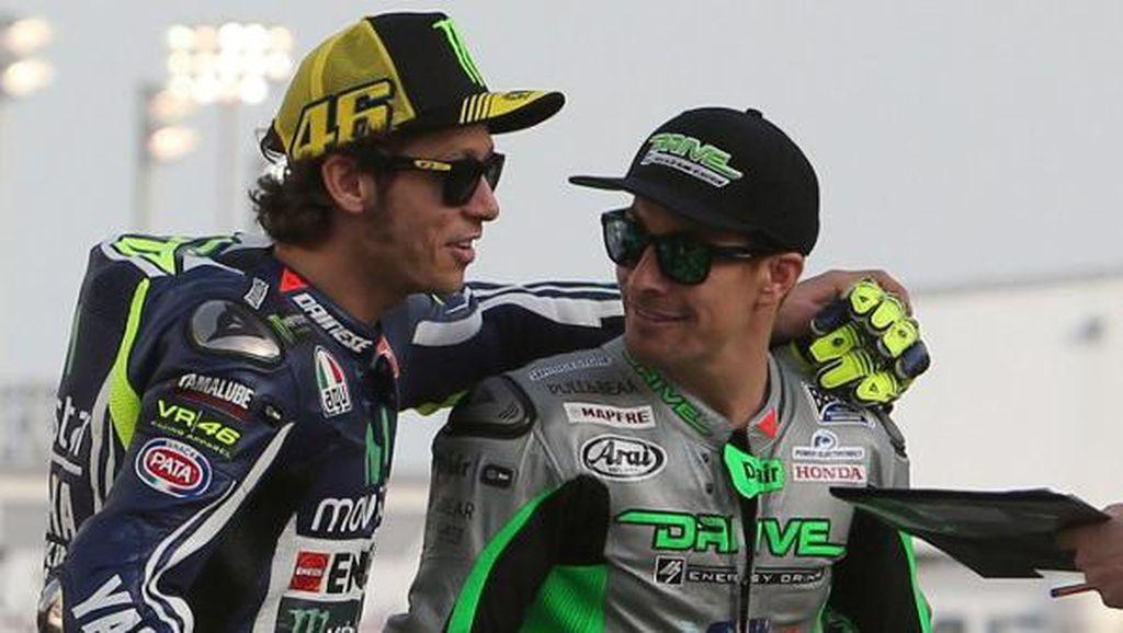 Rossi, Hayden, dan Titel Juara Dunia