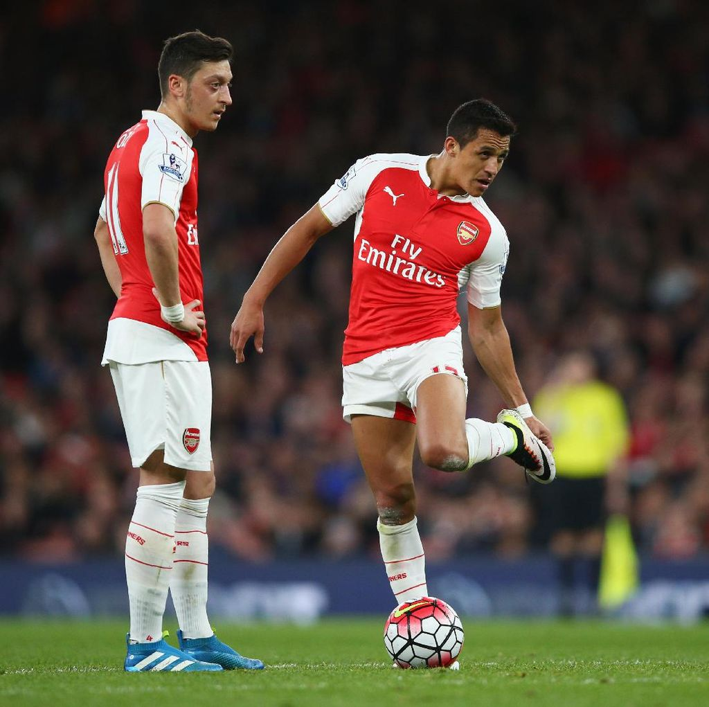 Jangan Pelit Keluar Uang, Arsenal