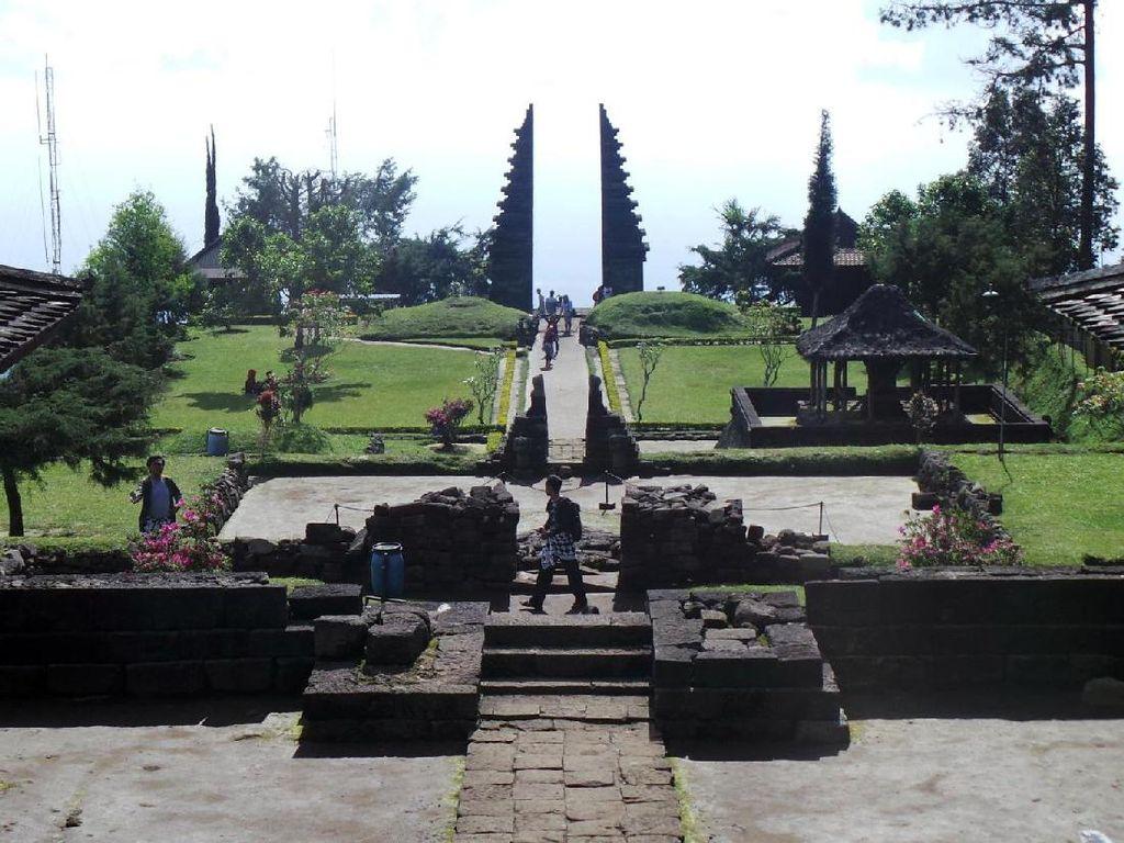 Candi Cetho Dibuka, Umat Hindu Bisa Ibadah Lagi