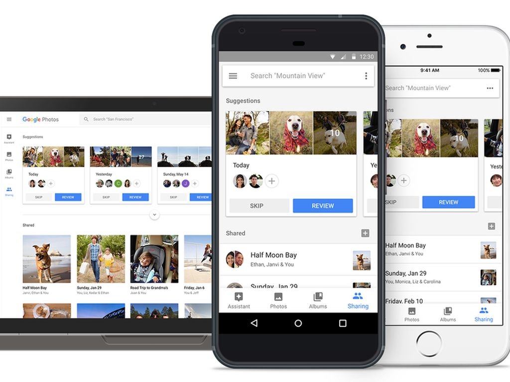 5 Fitur Baru yang Bakal Ada di Google Photos