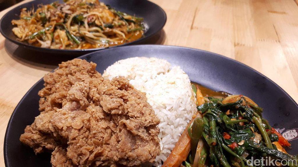 Sedapnya Nasi Simangunsong dan Mie Kangkung Khas Melayu di Sini