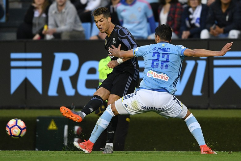 Ronaldo Tuding Celta Vigo Terima Maletin