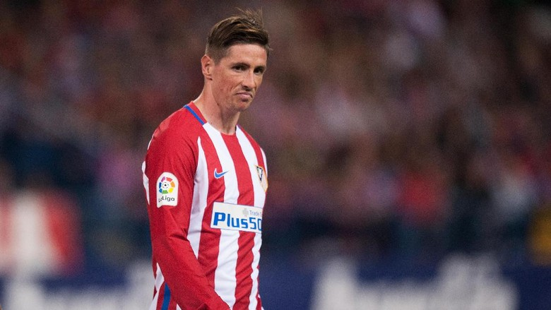 Masa Depan Torres di Tangan Atletico
