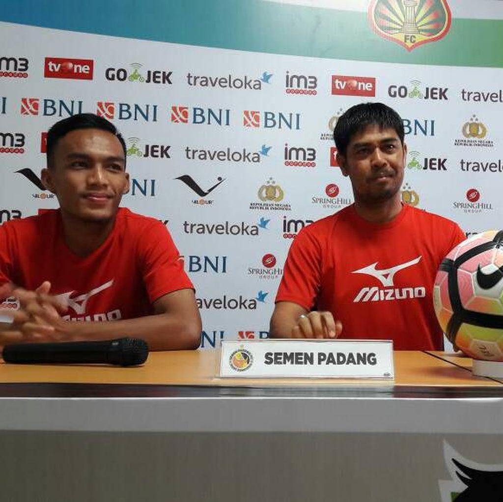 Semen Padang Bertekad Bangkit Lawan Bhayangkara FC