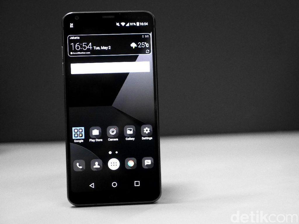 Kapan LG G6 Kebagian Android Oreo?