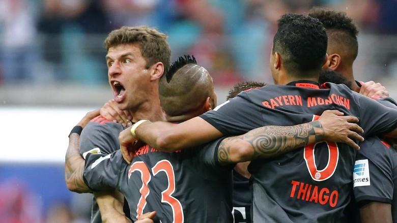 Bayern Hanya Juara Liga, Ancelotti Salahkan Cedera Pemain