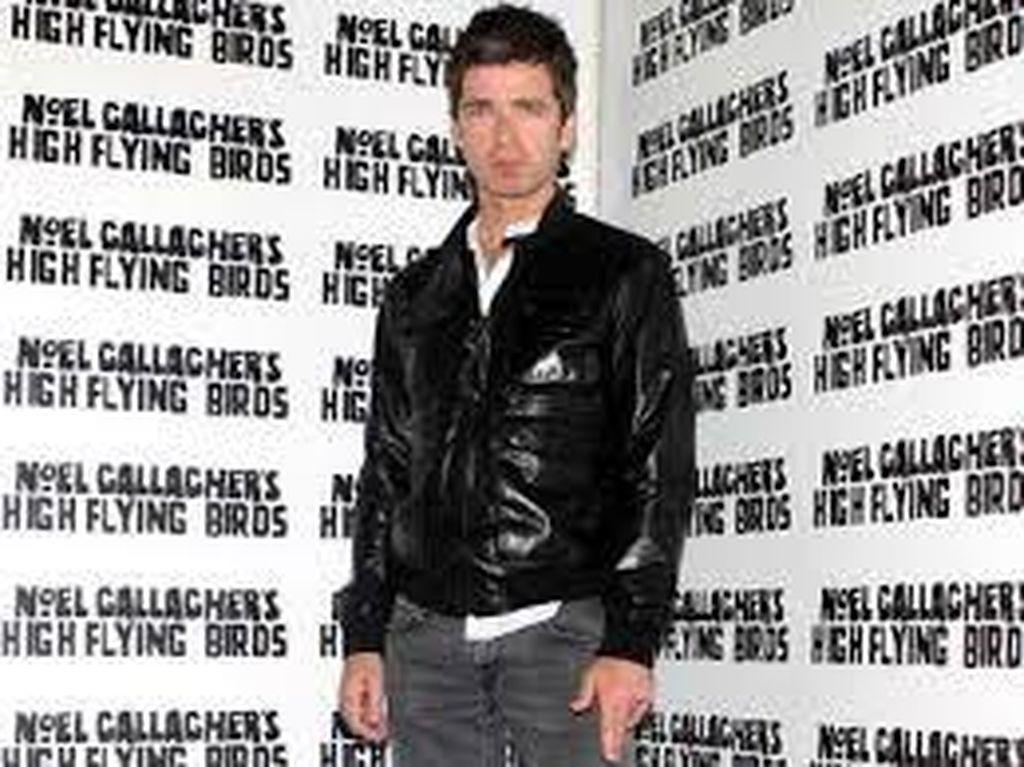 Noel Gallagher Blak-blakan Alasan Berhenti Pakai Kokain