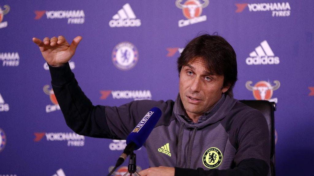 Conte Ingin Bertahan Lama di Chelsea