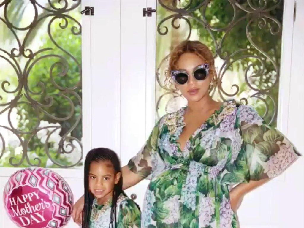 Masih 5 Tahun, Blue Ivy Dibolehkan Temani Beyonce Melahirkan