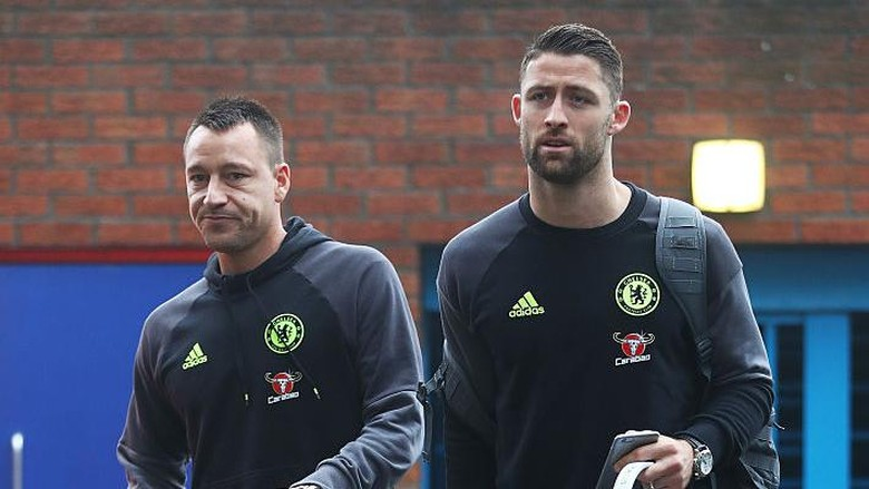 Ini Kandidat Utama Kapten Chelsea Musim Depan