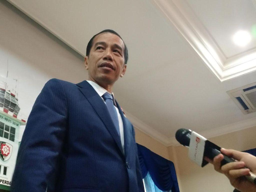 Dirjen Hubla Tersangka Korupsi, Jokowi: Sangat Mengecewakan