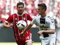 Bayern Libas Freiburg pada Laga Perpisahan Lahm dan Alonso
