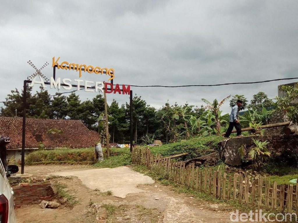 Mengapa Ada Kampung Belanda di Garut? Ini Sejarahnya