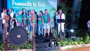 13 Yacht Tiba dari Australia, Ikut Promosikan Wisata Bahari Bali