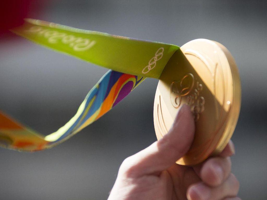 Berkarat, Ratusan Medali Olimpiade Dikembalikan