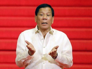 Kelelahan, Duterte Absen dari Tugas-tugas Publik Pekan Ini