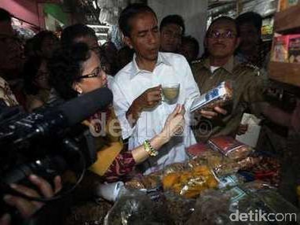 Ada Corona, Jokowi Ngaku Minum Jamu 3 Kali Sehari