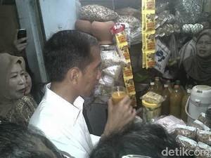 Pak Jokowi dan Jamu Tradisional Kesukaannya