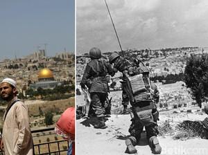 Kehidupan Setelah 50 Tahun Perang Arab-Israel