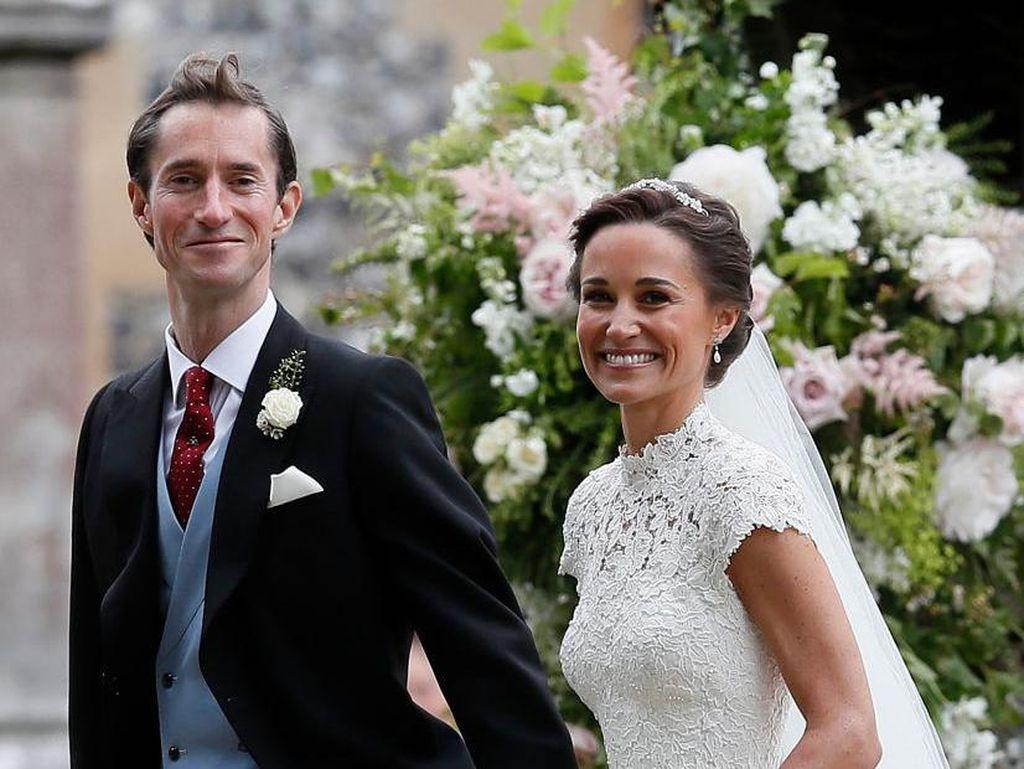Rahasia Makeup Pippa Middleton Tampil Flawless di Hari Pernikahan