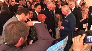 Wali Kota Risma, Pangeran Charles dan Saya