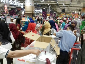 Promo Pembukaan Transmart Carrefour Pekanbaru dan Transmart Padang