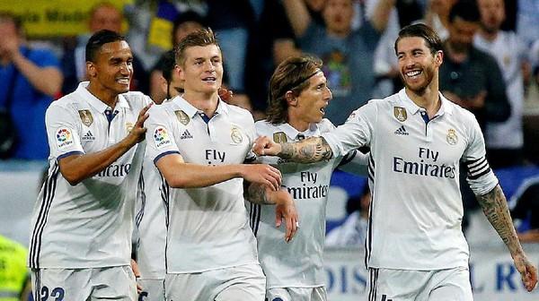 Pertahanan Juve Tangguh, Modric: Madrid Tak Pernah Gagal Bikin Gol