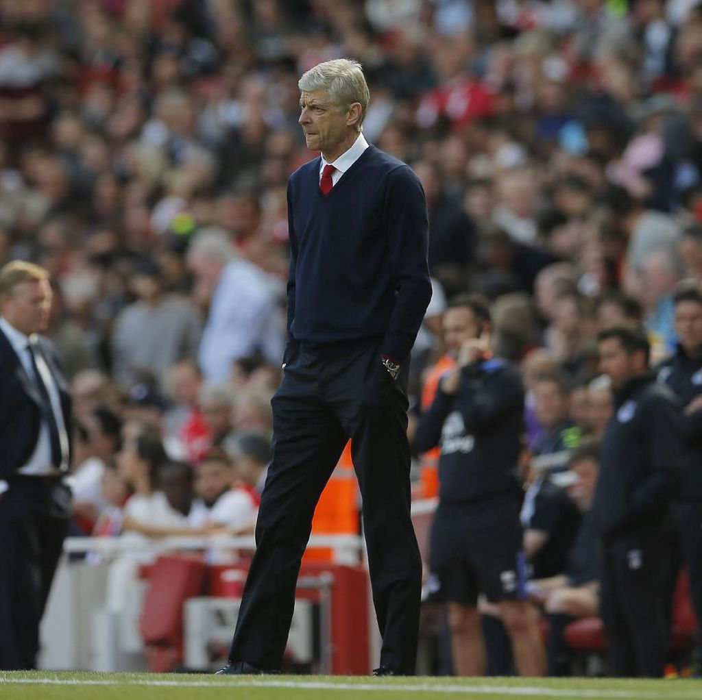Ketidakpastian Masa Depan Wenger Ikut Berpengaruh terhadap Kegagalan Arsenal