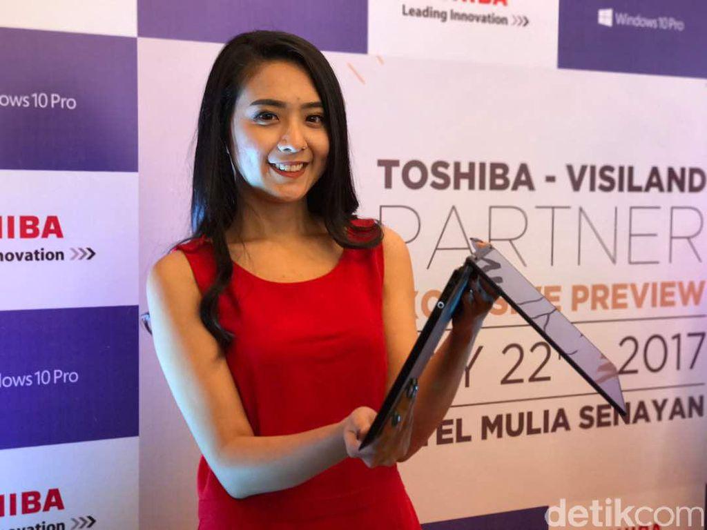 Toshiba Siapkan Tameng Serangan Malware