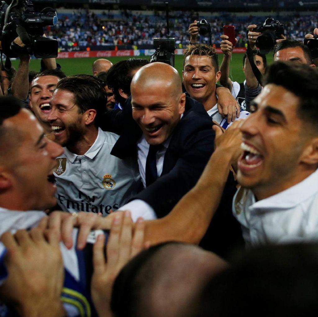 Karena Zidane Memang Tepat untuk Madrid