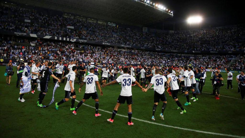Barca Fokus ke Ajang Berikutnya, Madrid Masih Ingin Berpesta